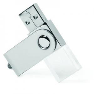 Clé USB verre avec gravure