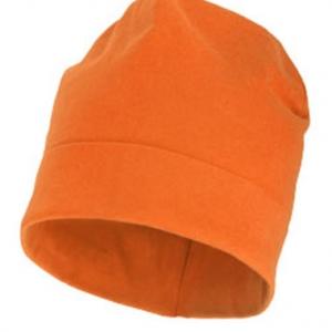 Bonnet orange personnalisable