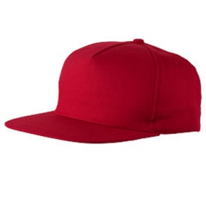 casquette starter rouge personnalisable
