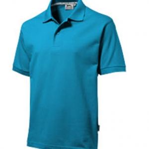 Polo en turquoise personnalisable