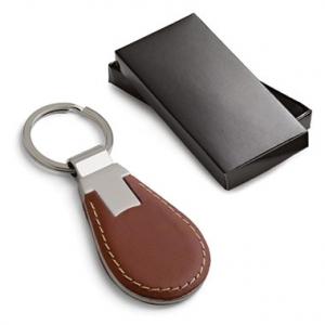 Coffret Porte-clés en simili cuir