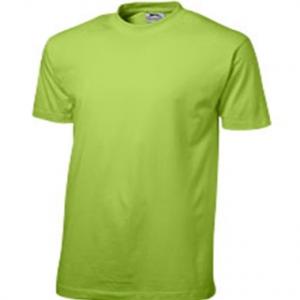 T-shirt vert personnalisable
